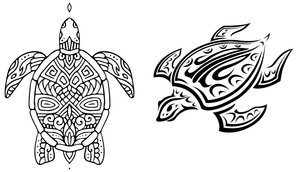 symbolism of turtles in Polynesia